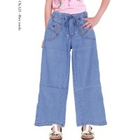 Celana Kulot Anak Perempuan, Celana Panjang Anak Cewek