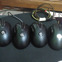 mouse gaming logitech g400s