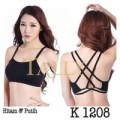 ( K 1208 ) bra tally new bralette murah