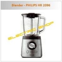 Blender Aluminium - PHILIPS HR 2096