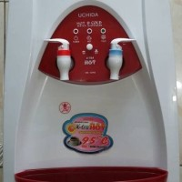 Uchida MD-16PAS Water Dispenser Hot & Cold - Dobel X-tra Panas Dingin