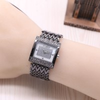 Ready 5 Pilihan Warna Jam Tangan Fashion Wanita New Bonia Mini Rantai