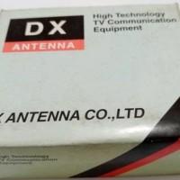 DX Antenna BS.UV3 UHF VHF FM 3 Way Splitter 1 Input Antena 3 Output TV