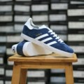 SEPATU ADIDAS GAZELLE NAVY WHITE ORIGINAL BNWB MADE IN INDONESIA