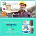 Obat Herbal Pria Dewasa Paket Pekerja Keras Agar Kuat Gagah Perkasa B