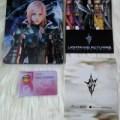 BD Game PS3 Lightning Returns Final Fantasy 13 XIII Steelbook Case