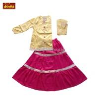 Setelan Anak DANNIS size 7 - Gamis / Jubah - Baju Muslim