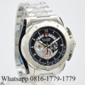 Jam Tangan Pria Balmer Sapphire Original Silver Black Limited
