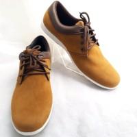 sepatu casual selop / tali kickers
