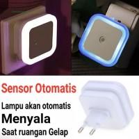 Lampu Hiasan Dinding Sensor Otomatis / Malam / Tidur LED Kamar Rumah