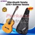 Original Gitar Akustik Yamaha C315 Yamaha C 315 Yamaha C 315 Tas ORIG