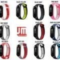 Tali Jam Tangan Strap NIKE Sports Breathable Untuk Xiaomi Mi Band 3