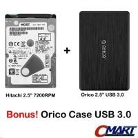 Hitachi HGST Laptop 500GB 7200R Notebook HDD hardisk harddisk Internal