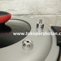Murah Panci Presto Maxim Quattro 4in1 Speed Cooker Low Pressu