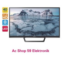 TV LED SONY BRAVIA KDL 40 W660E FULL HD SMART HDR X-REALITY PRO