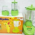 jual Blender Gelas Kaca merk MIYAKO 1,5 lt BL 152 GF ready