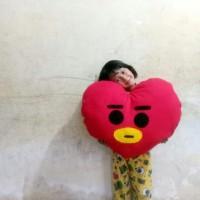 Boneka bt21 boneka bts JUMBO Ready semua karakter kpop f6a52ea409