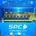SPC POWER SUPPLY CCTV 12V-5A