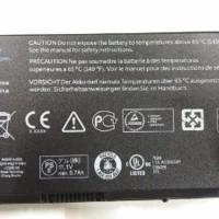 Baterai Battery Batre Original Laptop Dell Precision M4600 M4700 M4