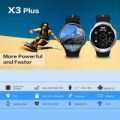 X3 PLUS Smartwatch 3G WCDMA 1.3inci 1.3inch 1.3GHz untuk Smartphone