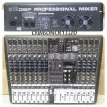 POWER MIXER CRIMSON CR 1222D DIGITAL 12 CHANNEL