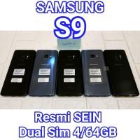 HP Samsung Galaxy S9 Resmi SEIN Dual Sim Original 2nd Fullset OEM