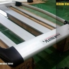 Roof Rack Grand New Avanza Interior Veloz 1.5 Harga Terbaru 2019 Info All Xenia Alumunium Kiki Promo Gede