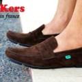 Kickers jevin sepatu slop santai casual