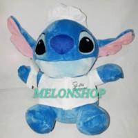 Boneka Stitch Profesi Kostum Chef Koki Yelpo Halus 915b0f73d0