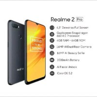 REALME 2 PRO from OPPO Ram4Gb Rom64Gb New Product Best Se hp handphone