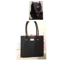 Tas Tote Shoshanna For Elizabeth Arden Black Bag /Travel Make SAKD0797