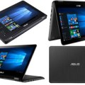 Promo new laptop tablet asus vivobook flip tp301ua core i3 new