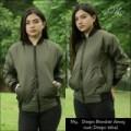 Jaket Bomber Murah Grosir Jokowi Wanita Pilot Pria Zara Couple Polos
