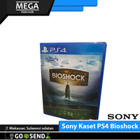 Sony Kaset PS4 BIOSHOCK The Collection