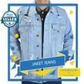 Jaket Jeans Levis Ripped/Robek
