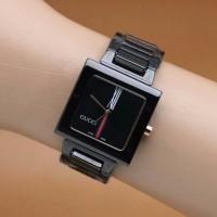 BEST jam tangan wanita terbaru anti karatan simple elegan mewah g ci
