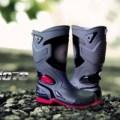 Sepatu Karet PVC Anti Tembus Air Banjir dan Hujan AP Boot Moto3 Sepa