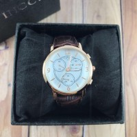 Jam Tangan Pria Vincci Vnc Original 202 DarkBrown