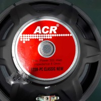 Speaker ACR 12 INCH 1238 PC CLASSIC NEW