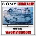 SONY 40W660E - LED SMART TV 40 INC - FLAT - FULL HD - GARANSI RESMI