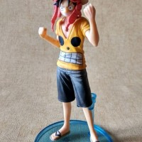 RARE! Action Figure Monkey D Luffy One Piece Film Z Special!