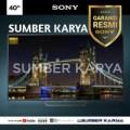 GARANSI RESMI SONY 40W650D Full HD LED Smart TV 40