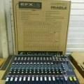 Mixer Soundcraft EFX12 Full 12 Mono GARANSI Audio Sound System, Studio