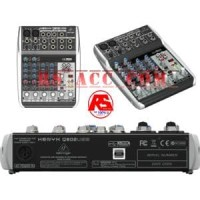 Murah !!! Mixer Behringer XENYX Q 802 USB ( 6 channel ) Limited