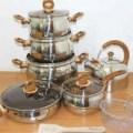 Sale! Ox-966 Classic Cookware Set, Panci Set Oxone, Panci Murah New