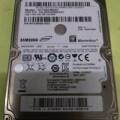 Harddisk 500GB Samsung 2.5