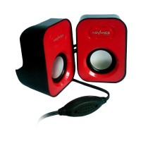 Advance Duo-026 Red Speaker