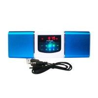 Advance R2 Portable Speaker with LED Digital -
