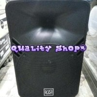 SPEAKER MONITOR PASIF ALPHASEVEN 15 INCH ( 2 UNIT ) Diskon
