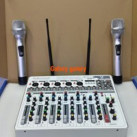 Mixer audio VPK Vpro 7 include microphone wireless